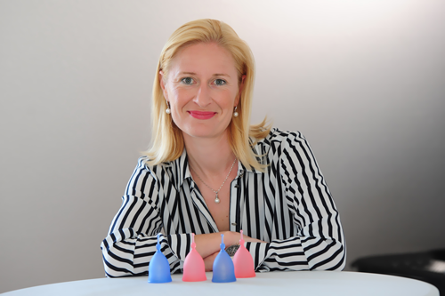 Fee2 menstruationstasse Interview Unternehmensinformation